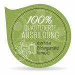 Qualitätssiegel Bildungsinstitut Vonwald